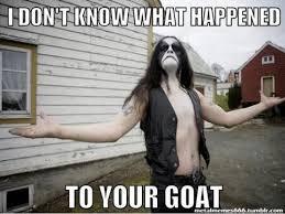 Heavy Metal Meme - beautiful heavy metal memes black metal meme metal babe pinterest