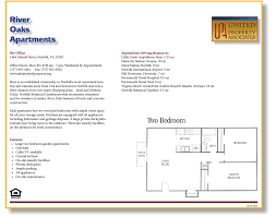 3 Bedroom Apartments In Norfolk Va by River Oaks Apartments Property Management Specialist