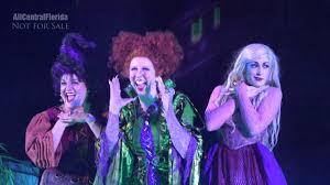 hocus pocus villain spelltacular 2017 full show at mickey u0027s not so