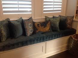 Custom Window Seat Cushions Hand Crafted Custom Hand Tufted Mattress Cushion Window Seat