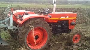 tractor universal utb 445 la arat video 6 youtube
