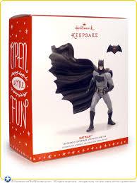 hallmark keepsake dc comics batman v superman of justice