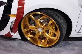 lamborghini gold gt haus lamborghini gallardo gold wheels 2013 sema