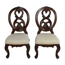 Shop Dining Chairs 90 Tuscany Ii Tuscany Ii Traditional Dining Chair Pair Chairs
