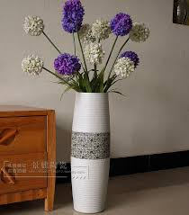 Large Floor Vases For Home Cheap Jingdezhen Ceramic Vase Fashion Modern Brief Large Floor