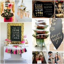 new years eve cocktail party inspiration station pinterest