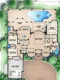 654275 3 bedroom 3 5 bath house plan house plans floor plans