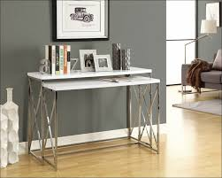 White Foyer Table Furniture Awesome Slim Console Table With Drawers Short Narrow