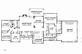1 story floor plans house plan lovely one and a half story house plans