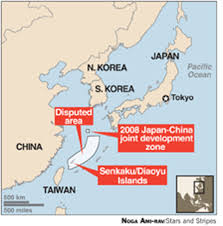 Map Of China And Japan by East China Sea Pact Does Little To Defuse Tensions Between Japan