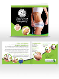 brochure design for marcelle benabou by mrlee dz90 design 4039692