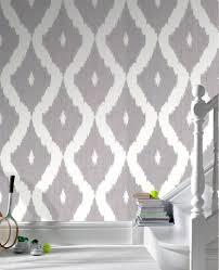 Kelly Hoppen Kitchen Interiors Graham U0026 Brown Kelly Hoppen Ikat Geometric Pattern Wallpaper Roll