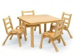 Toddler Table And Chairs Wood Toddler Wooden Table And Chairs Foter