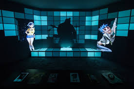 Home Design Trade Show Nyc Gorillaz Streaming New Lp Playing Nyc Release Show At Rough Trade