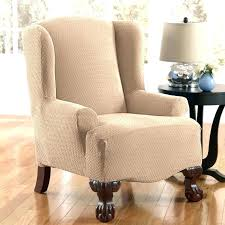 grey chair slipcovers grey chair slipcovers gray wingback slipcover covers bulay