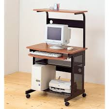 Computer Desks Staples by Techni Mobili Multifunction Mobile Computer Desk Hayneedle