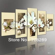 lofty idea home decor art free shipping 5pcsset abstract wall