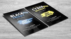 black friday cyber monday dark black friday cyber monday flyer flyer templates creative