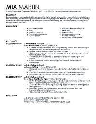 Sample Resume Secretary by Cat Wong Catwong1 On Pinterest