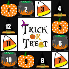 party city halloween games trick or treat