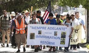 Immigration Special Archbishop Gomez Celebrates Special Mass In Solidarity With