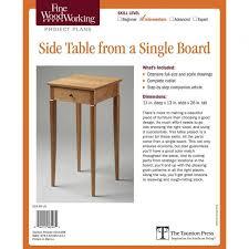 shaker end table plans 208 best best woodworking plans at rockler com images on pinterest