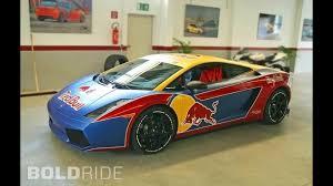 Lamborghini Gallardo Red - cam shaft red bull lamborghini gallardo