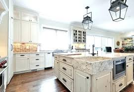 pictures of kitchen islands with sinks island sinks kitchen image for kitchen island sink dishwasher