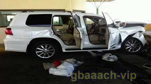 lexus lx470 for sale in uae car accident lexus lx 570 youtube