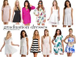 graduation dresses for of and style graduation dress ideas