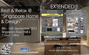 home design expo singapore rezt relax interior design 388 super saver kitchen and 2998