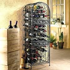 locking wine display cabinet wine racks scroll wine rack wine racks scroll wine rack metal