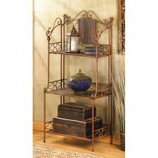 Rustic Wholesale Home Decor Rustic Bakers Rack Shelf Wholesale At Koehler Home Decor
