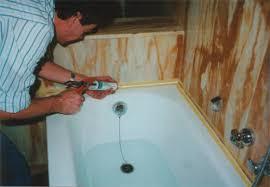 montaggio vasca da bagno sostituzione vasca da bagno