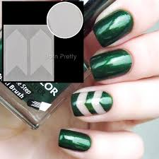 1 09 new french manicure tip guides strip nail art toes