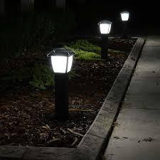 solar garden path lights walkway lights solar walkway pathway light capitol 15 of pathway