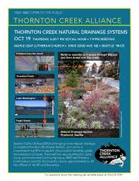 king county native plants resources thornton creek alliance