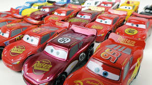 disney cars 3 lightning mcqueen haulers mack pixar cars toy youtube