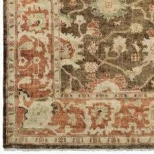 Oushak Rugs Reproduction Antique Reproduction Citrine U0026 African Jade Oushak Rug Shades Of