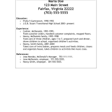 Resume References Template 100 Reference For Resume Job References Page Inside 17