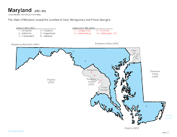 Maryland State Parks Map by U S Masters Swimming Maryland Lmsc