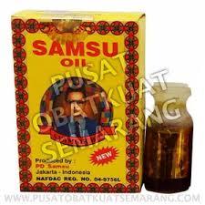 samsu oil obat kuat oles samsu super oil di semarang pusat jual