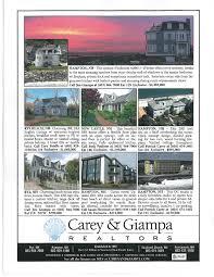 real estate ads in coastal home magazine carey u0026 giampa realtor