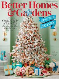 better homes and gardens christmas decorations better homes u0026 gardens magazine discountmags com