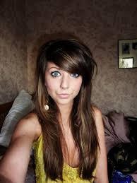 zoella my hair history