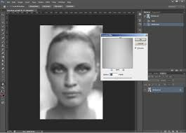 Displacement Map After Effects Photoshop Tutorial How To Apply A Texture To A Face By Using A