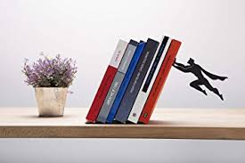 unique bookends for sale artori design book black metal