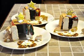 12 days of christmas carols and crafts silent night edible