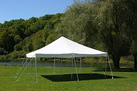 white tent rental 20 x 20 event tent all white event rentals klamath falls
