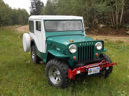 jeep punjabi 1954 jeep cj willys cj 3b excellent condition jeeps for sale